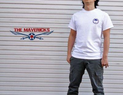 画像2: ミリタリーTシャツ 半袖 AIRBORNE エアボーン パラシュート部隊 / 白 ホワイト