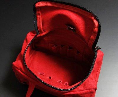画像1: メカニック ツール バッグ 大 メンズ ロゴ 工具バッグ 工具箱 ROTHCO/ロスコ /赤 レッド
