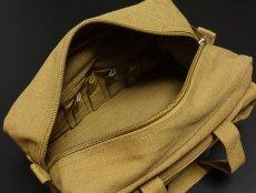 画像4: メカニック ツール バッグ メンズ USAF ロゴ 工具バッグ 工具箱 ROTHCO/ロスコ /コヨーテブラウン (4)