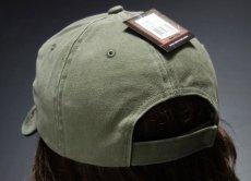 画像4: 帽子 メンズ ミリタリー キャップ ARMY ロゴ ROTHCO ブランド 米陸軍 ロスコ/オリーブ (4)