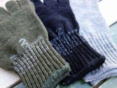 画像6: 手袋 ウール アメリカ製 ROTHCO社 グローブ/黒 オリーブ グレー (6)