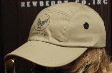 画像1: キャンプキャップ 帽子 ミリタリー エアフォース ROTHCO ロスコ ブランド /ベージュ (1)