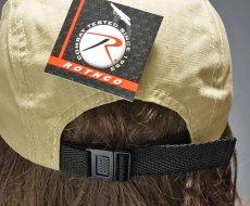 画像4: キャンプキャップ 帽子 ミリタリー エアフォース ROTHCO ロスコ ブランド /ベージュ (4)