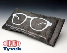 画像11: サングラス 眼鏡 ソフトケース デュポン社 タイベック生地使用 / 白 黒 茶 (11)