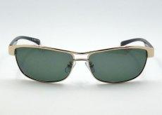 画像4: 偏光 レンズ サングラス UVカット メンズ イージーライダー / グリーン (4)