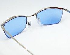 画像6: サングラス シンプル 高品質 メタル ナイロール 新品/ 哀川翔 Gackt タイプ カラー (6)