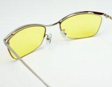 画像13: サングラス シンプル 高品質 メタル ナイロール 新品/ 哀川翔 Gackt タイプ カラー (13)