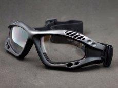 画像2: タクティカル ゴーグル ロスコ ROTHCO バイク 新品 / 黒 ブラック クリアーレンズ (2)