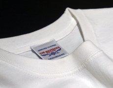 画像5: 極厚 スーパーヘビーウェイト Tシャツ ARMY AIRFORCE エアフォース ビンテージ / 白 ホワイト (5)
