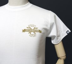 画像6: MVRX 半袖 Tシャツ MOTORHEADS モデル / 白 ホワイト バイク 車 プリント (6)