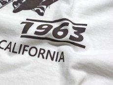 画像5: MVRX 半袖 リンガー Tシャツ MOTORCYCLE RACE モデル / 白 ホワイト バーガンディ (5)