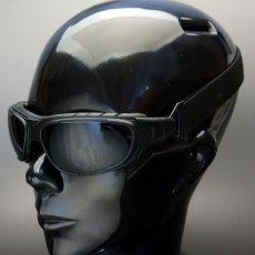 画像6: タクティカル 2WAY サングラス & ゴーグル ROTHCO ブランド / ブラック 黒 (6)