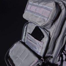 画像9: ミリタリー リュックサック バックパック ROTHCO ロスコ 社製 ナイロン製 トランスポート / セメントグレー (9)