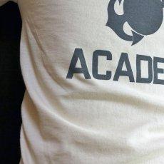 画像9: THE MAVERICKS ミリタリー Tシャツ USMA マリンアカデミー モデル / 生成り ナチュラル (9)