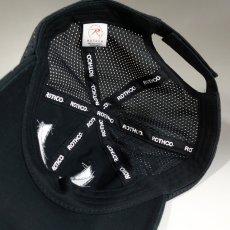 画像5: タクティカル メッシュキャップ 帽子 メンズ U.S.AIRFORCES エアフォース ROTHCO 社製 /黒 ブラック (5)