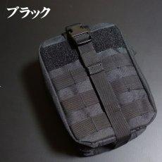 画像11: ユーティリティー バッグ タクティカルポーチ メンズ レディース オーガナイザー 小物入れ MOLLE対応 ミリタリー アウトドア キャンプ (11)