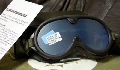 画像1: 米軍 ダスト ゴーグル ミリタリー レンズ2枚付属 ROTHCO 社製 ロスコ 新品/ブラック
