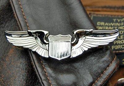 画像2: アメリカ製・ROTHCO社・USAFエアフォースピンバッジ