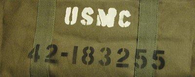 画像3: 大容量 ミリタリー ボストンバッグ ROTHCO ロスコ 社製 USMC ショルダーバッグ 新品/オリーブ