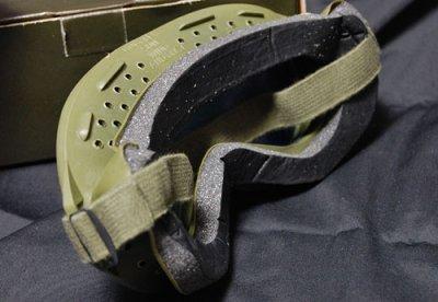 画像2: 米軍 ダスト ゴーグル ビンテージ ミリタリー レンズ2枚付属 ROTHCO 社製 ロスコ 新品/オリーブ