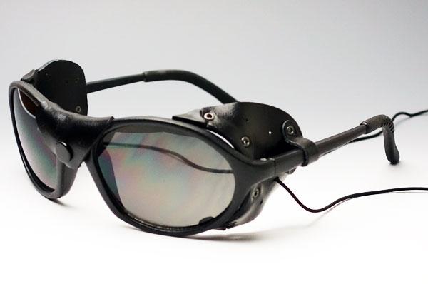画像1: ウィンドガード ゴーグル サングラス ROTHCO 社 ブランド バイク 風防脱着可 ロスコ 新品/ブラック 黒 (1)