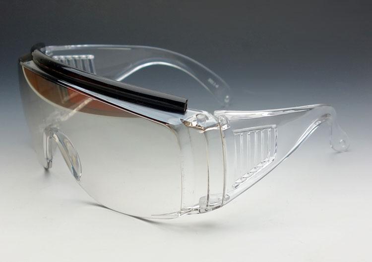 画像1: 送料無料 オーバーグラス サングラス 風防 フラッシュミラー 新品 (1)