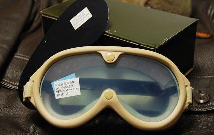 画像1: 米軍 ダスト ゴーグル ミリタリー レンズ2枚付属 ROTHCO 社製 ロスコ 新品/ベージュ (1)