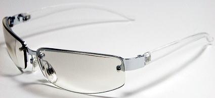 画像1: サングラス メンズ 当店ロングセラー 大人気の 2ポイント メタル サングラス / フラッシュミラー (1)